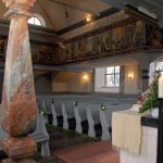 Ev. Kirche Lötzbeuren - Innenansicht