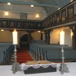 Ev. Kirche Raversbeuren - Innenansicht