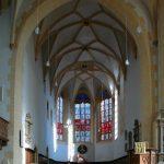 Ev. Stephanskirche Simmern - Innenansicht