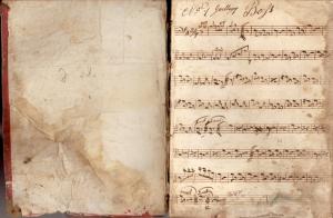 Notenbuch des Simon Baum, Bruschied (1878)