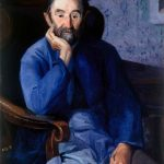 Mein Vater in blauer Jacke, Berlin 1920