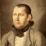 Karl Matthias Ernst: Franz Bayer (gen. »Scheeler Franz«) | Mainz, 1803 | Gouache | Mainz, Stadtarchiv