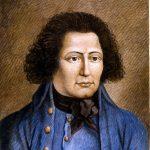 Karl Matthias Ernst: Philipp Klein (gen. »Husaren Philipp«) | Mainz, 1803 | Gouache | Mainz, Stadtarchiv