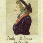 Juliana Bläsius - Flugblatt